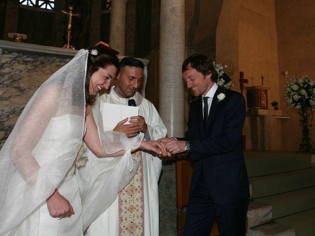 Il matrimonio di Pierfrancesco e Chiara a Roma, Roma 15