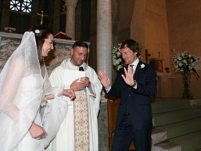 Il matrimonio di Pierfrancesco e Chiara a Roma, Roma 16