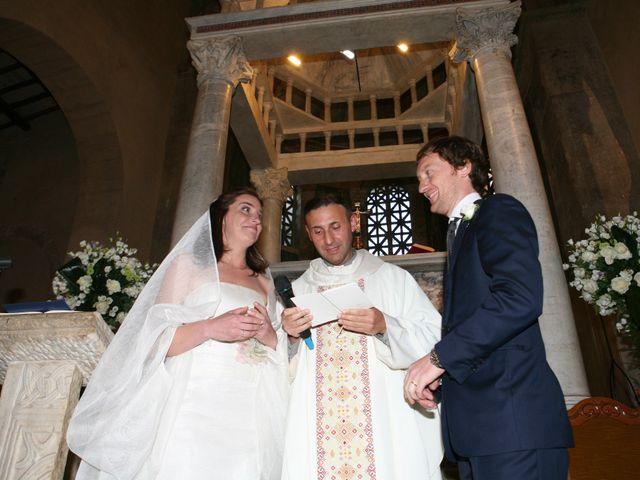 Il matrimonio di Pierfrancesco e Chiara a Roma, Roma 17