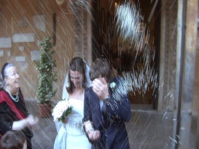Il matrimonio di Pierfrancesco e Chiara a Roma, Roma 18