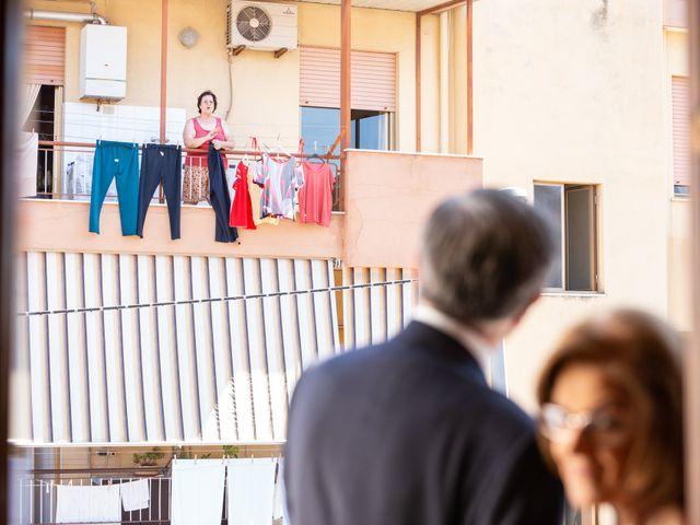 Il matrimonio di Gioacchino e Schjva a Palermo, Palermo 12