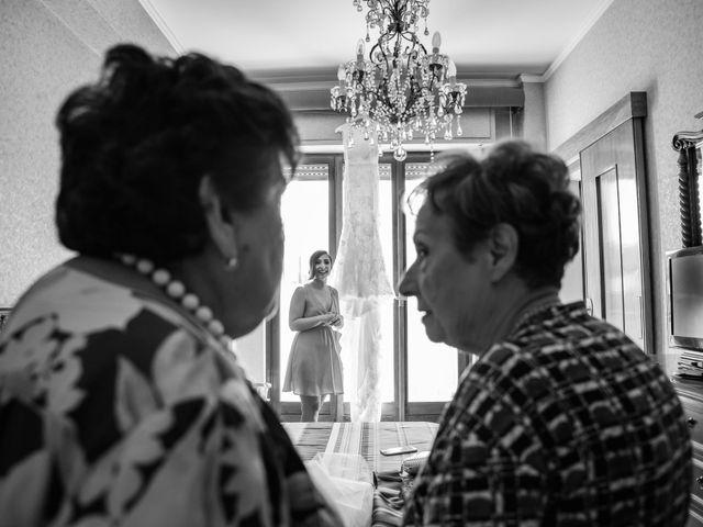 Il matrimonio di Gioacchino e Schjva a Palermo, Palermo 1