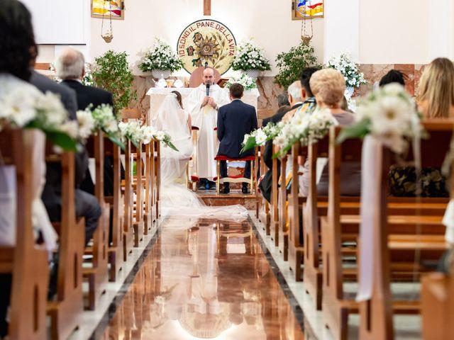Il matrimonio di Gioacchino e Schjva a Palermo, Palermo 58