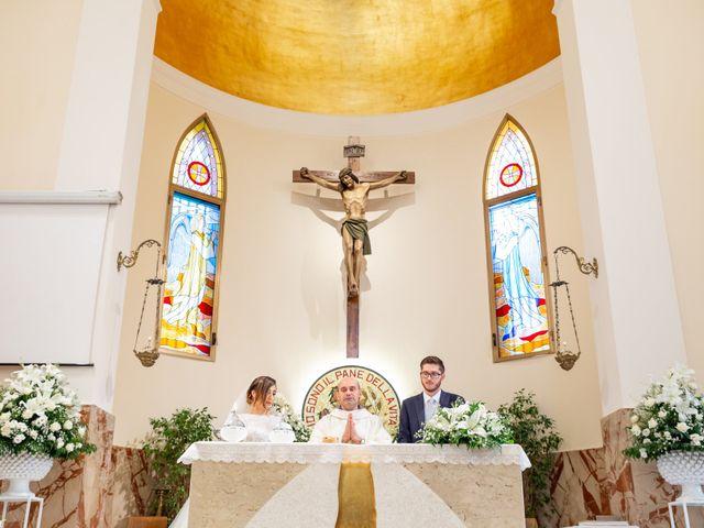 Il matrimonio di Gioacchino e Schjva a Palermo, Palermo 67