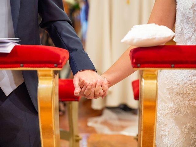 Il matrimonio di Gioacchino e Schjva a Palermo, Palermo 70