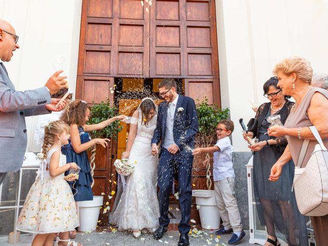 Il matrimonio di Gioacchino e Schjva a Palermo, Palermo 79