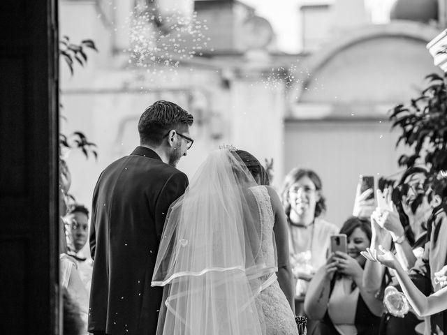 Il matrimonio di Gioacchino e Schjva a Palermo, Palermo 80