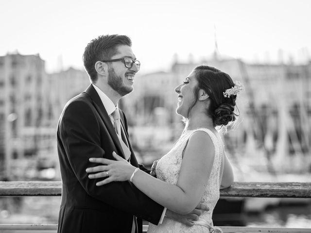 Il matrimonio di Gioacchino e Schjva a Palermo, Palermo 99