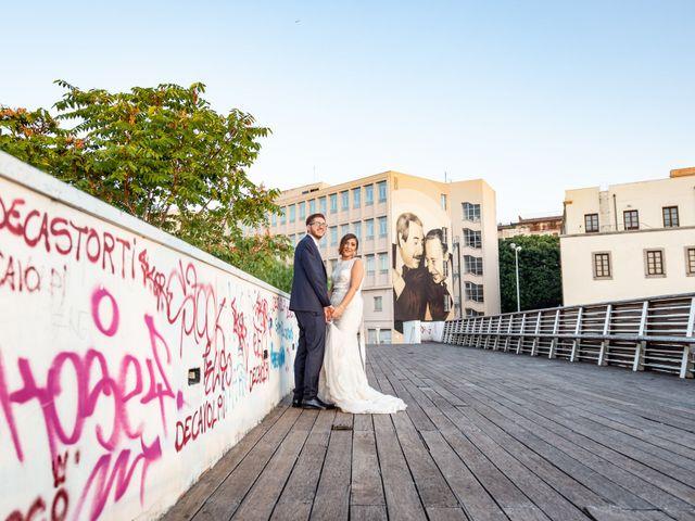 Il matrimonio di Gioacchino e Schjva a Palermo, Palermo 100