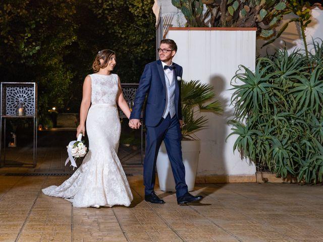 Il matrimonio di Gioacchino e Schjva a Palermo, Palermo 109