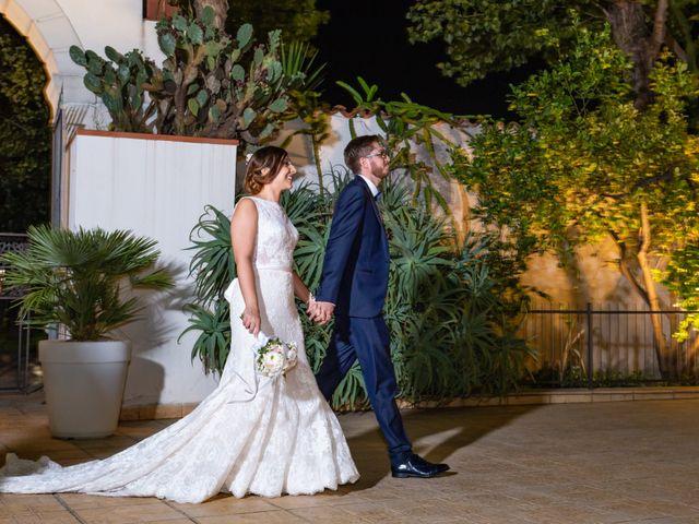 Il matrimonio di Gioacchino e Schjva a Palermo, Palermo 110