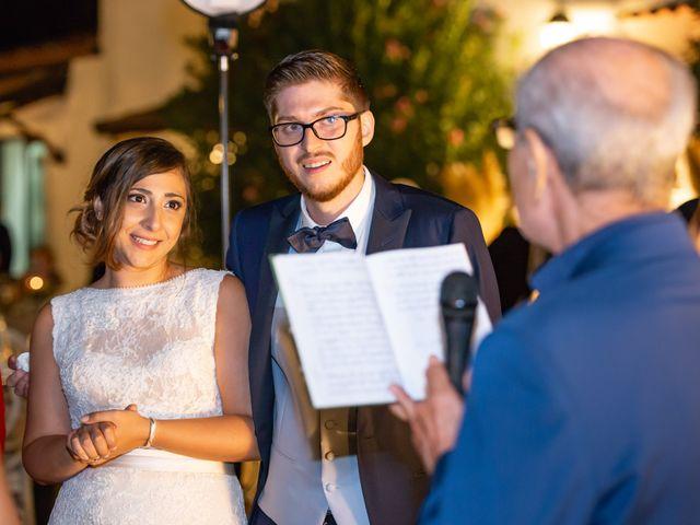 Il matrimonio di Gioacchino e Schjva a Palermo, Palermo 124