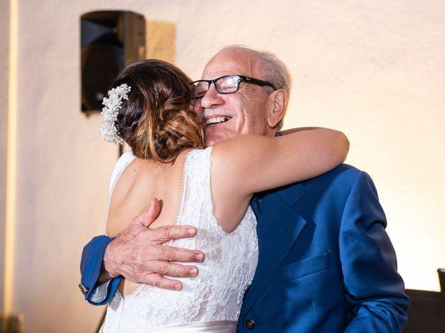 Il matrimonio di Gioacchino e Schjva a Palermo, Palermo 125