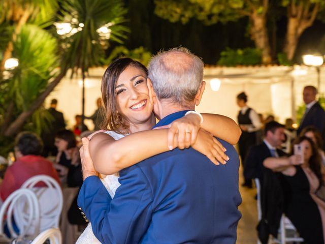 Il matrimonio di Gioacchino e Schjva a Palermo, Palermo 126