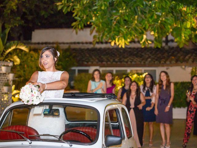 Il matrimonio di Gioacchino e Schjva a Palermo, Palermo 133
