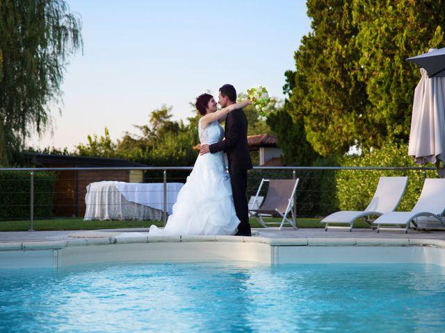 Il matrimonio di Marco e Elisa a Mortegliano, Udine 1