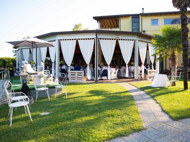 Il matrimonio di Marco e Elisa a Mortegliano, Udine 2