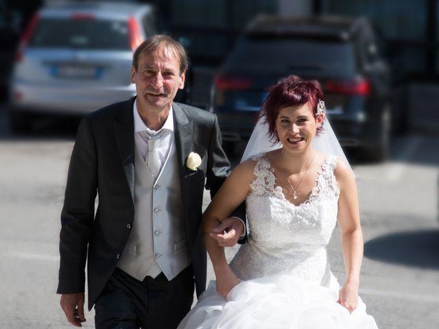 Il matrimonio di Marco e Elisa a Mortegliano, Udine 9
