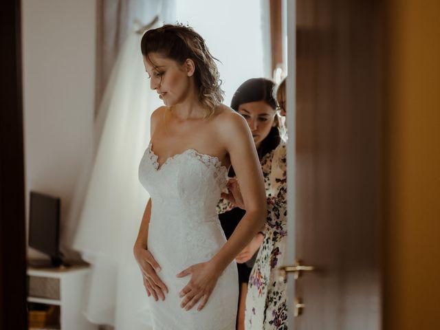 Il matrimonio di Alessandro e Giulia a Civenna, Como 4