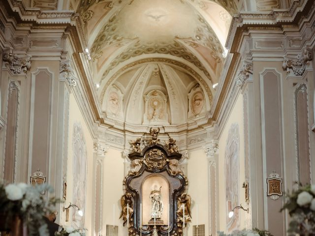 Il matrimonio di Alessandro e Giulia a Civenna, Como 13