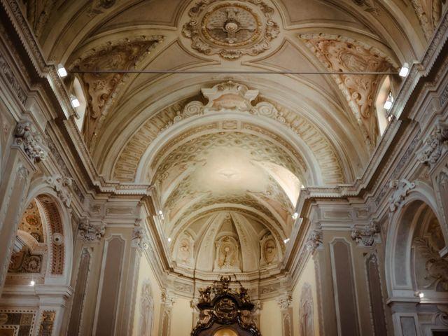Il matrimonio di Alessandro e Giulia a Civenna, Como 14