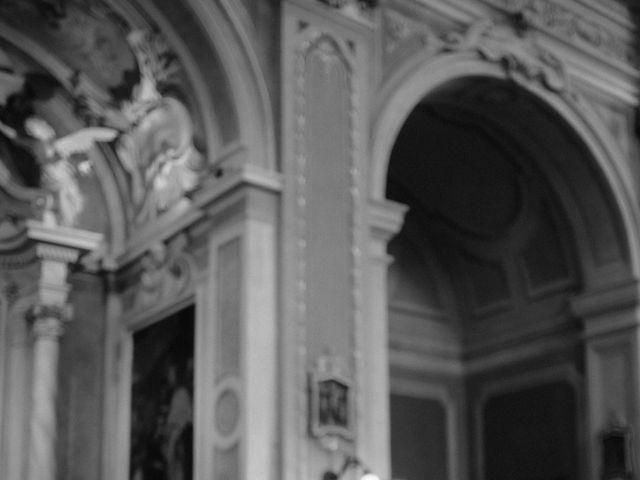 Il matrimonio di Alessandro e Giulia a Civenna, Como 15