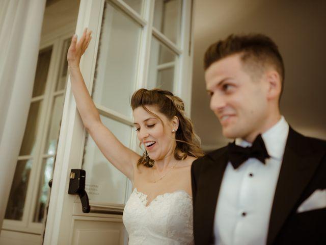 Il matrimonio di Alessandro e Giulia a Civenna, Como 24