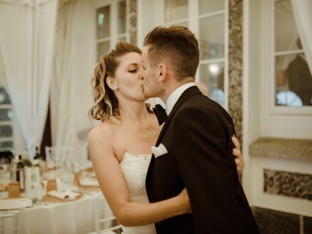 Il matrimonio di Alessandro e Giulia a Civenna, Como 28