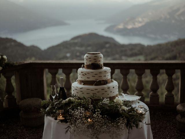 Il matrimonio di Alessandro e Giulia a Civenna, Como 2