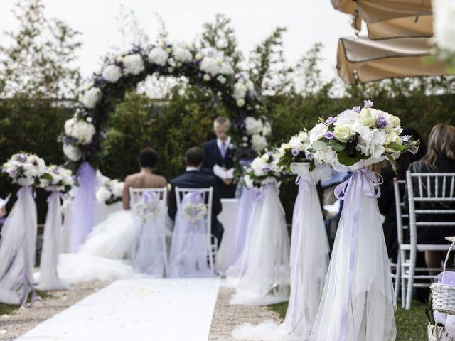 Il matrimonio di Michael e Veronica a Nembro, Bergamo 11