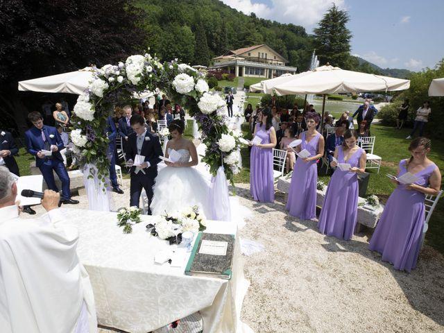 Il matrimonio di Michael e Veronica a Nembro, Bergamo 18
