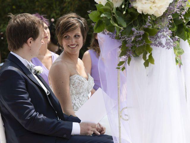 Il matrimonio di Michael e Veronica a Nembro, Bergamo 19