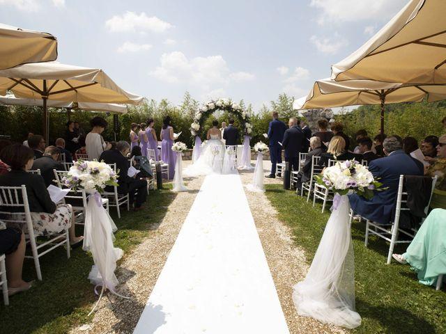 Il matrimonio di Michael e Veronica a Nembro, Bergamo 20