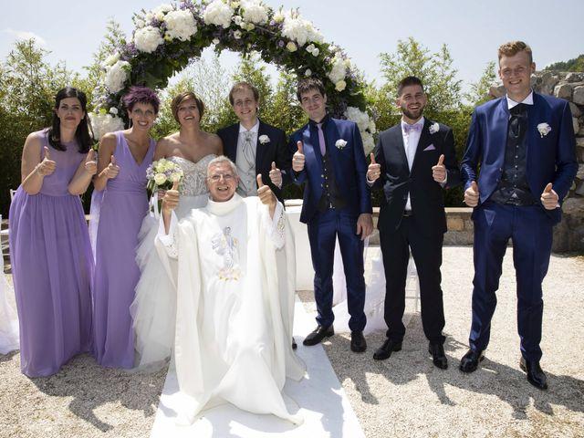 Il matrimonio di Michael e Veronica a Nembro, Bergamo 22