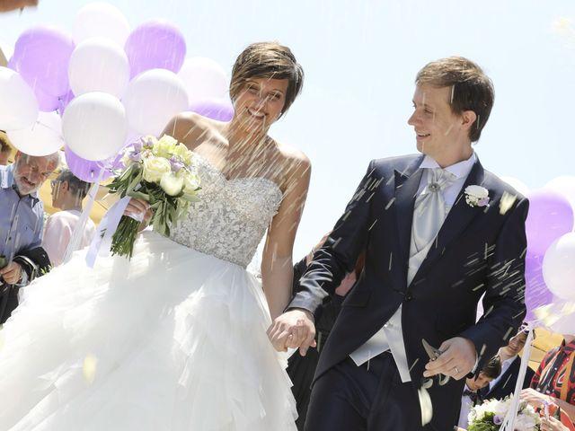 Il matrimonio di Michael e Veronica a Nembro, Bergamo 23
