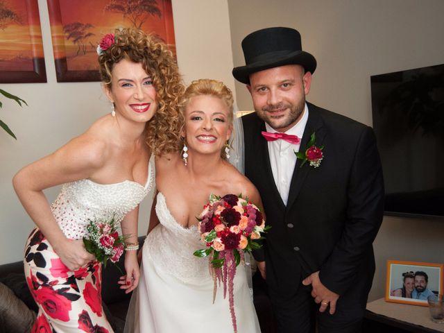 Il matrimonio di Ingrid e Emiliano a Manziana, Roma 8