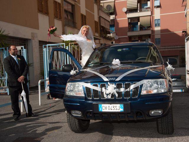 Il matrimonio di Ingrid e Emiliano a Manziana, Roma 10