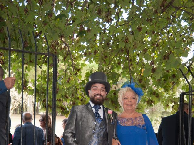 Il matrimonio di Ingrid e Emiliano a Manziana, Roma 11