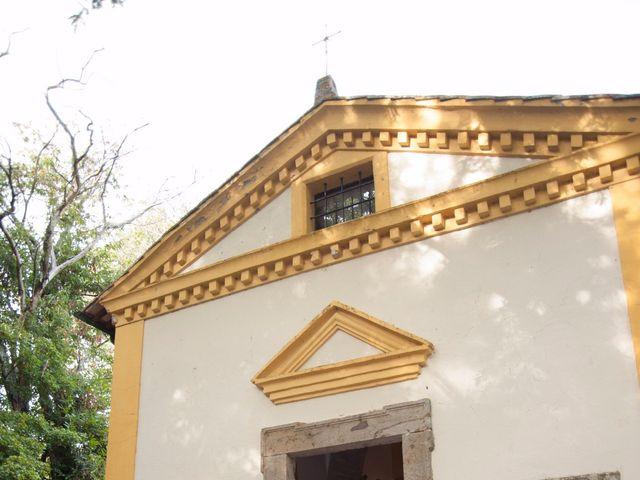 Il matrimonio di Ingrid e Emiliano a Manziana, Roma 12