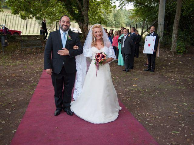 Il matrimonio di Ingrid e Emiliano a Manziana, Roma 16