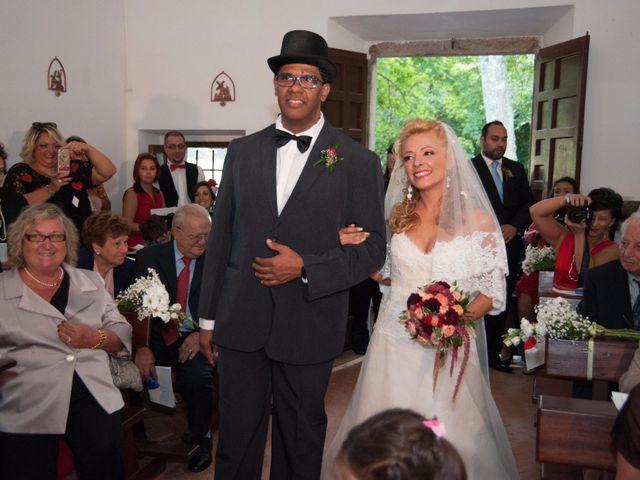 Il matrimonio di Ingrid e Emiliano a Manziana, Roma 22