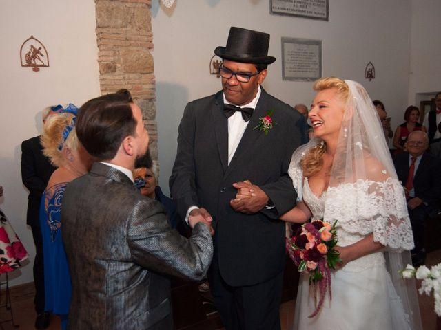 Il matrimonio di Ingrid e Emiliano a Manziana, Roma 23