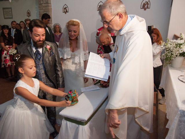 Il matrimonio di Ingrid e Emiliano a Manziana, Roma 25