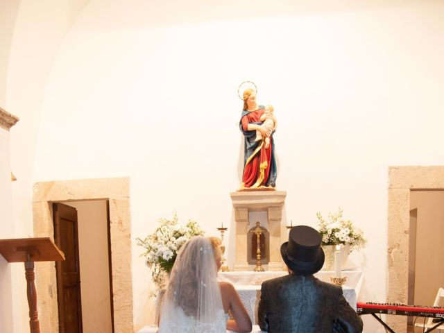 Il matrimonio di Ingrid e Emiliano a Manziana, Roma 29