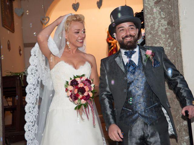 Il matrimonio di Ingrid e Emiliano a Manziana, Roma 30
