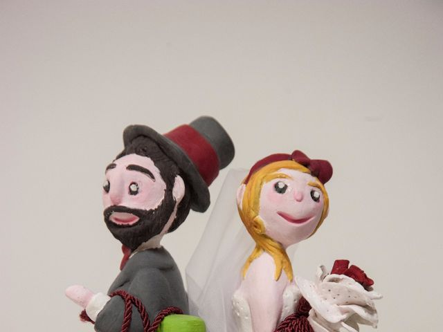 Il matrimonio di Ingrid e Emiliano a Manziana, Roma 36