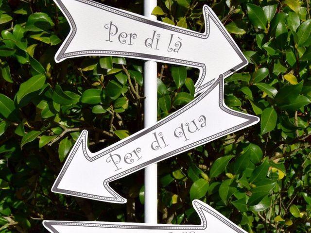Il matrimonio di Ingrid e Emiliano a Manziana, Roma 41