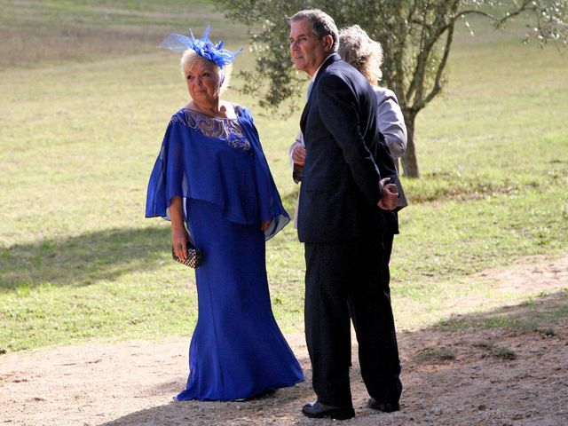 Il matrimonio di Ingrid e Emiliano a Manziana, Roma 43