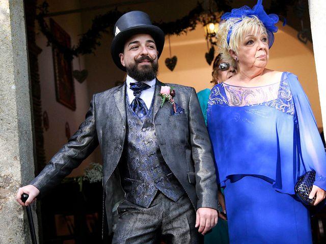 Il matrimonio di Ingrid e Emiliano a Manziana, Roma 44