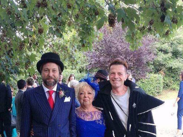 Il matrimonio di Ingrid e Emiliano a Manziana, Roma 45
